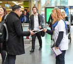 Wrap Up Manchester - Leaflet Distribution - 9th November - 2017