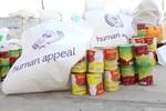 Food Parcel Distribution March 2017