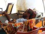 Yemen - Cholera Solutions - Dhalea Governorate - June 2017