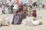 Yemen - Ramadan 2017 Food Parcel Distribution - Fatimah the Old Lady - Hodeida